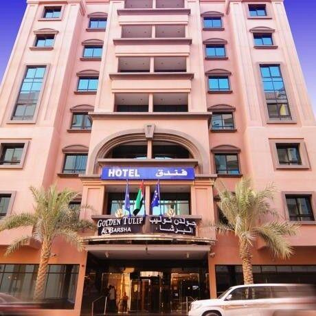 Туристическое агентство Айкью групп Пляжный авиатур в ОАЭ, Дубай, Golden Tulip Al Barsha Dubai 4* - фото 1