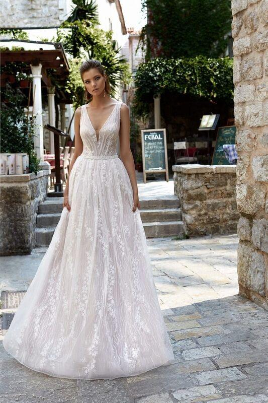 Свадебный салон Armonia Платье свадебное Amalthea - фото 1