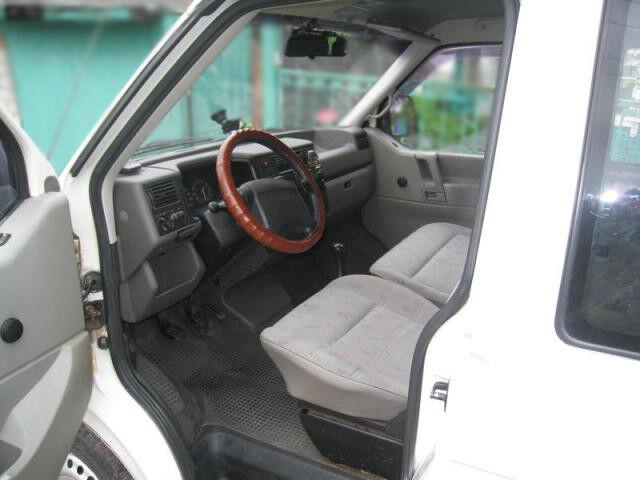 Аренда авто Volkswagen Transporter T4, 2002 г.в. - фото 3