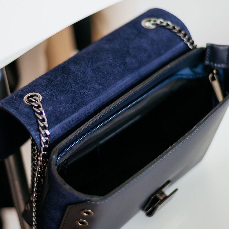 Магазин сумок Vezze Кожаная женская сумка C00540 - фото 2