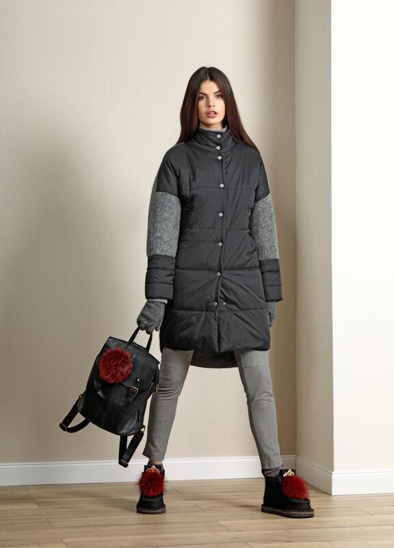 Верхняя одежда женская Burvin Пальто женское 5748 - фото 1