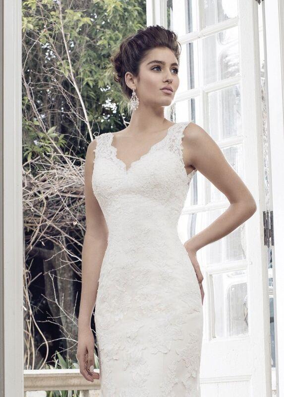 Свадебное платье напрокат Mia Solano Платье свадебное «Amor» - фото 3