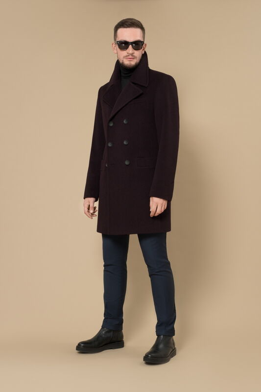 Верхняя одежда мужская Etelier Пальто мужское демисезонное 1М-8997-1 - фото 1