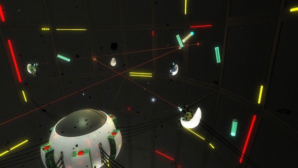 Квест GameRoom Виртуальный квест «Cosmos» - фото 6