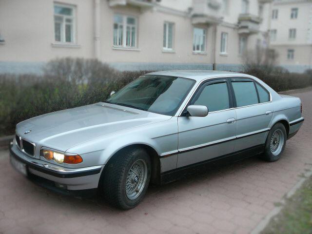 Прокат авто BMW 730D E38 2001 год - фото 2
