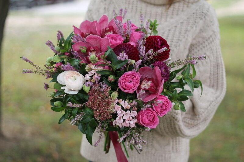 Магазин цветов Cvetok.by Букет «Бонжур» - фото 2