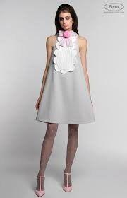 Платье женское Pintel™ Мини-платье А-силуэта без рукавов Chito - фото 3