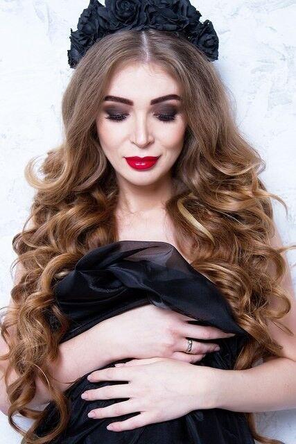 Стилист-визажист, парикмахер Marina Solomaho Пример работ - фото 1
