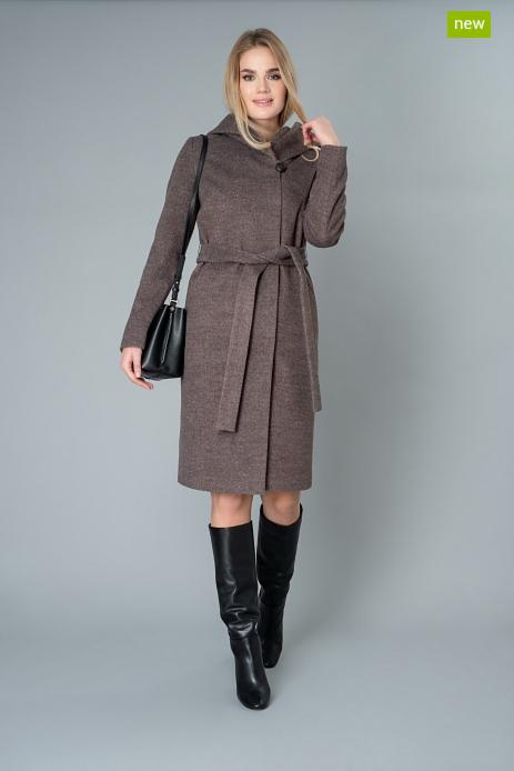 Верхняя одежда женская Elema Пальто женское демисезонное 1-9030-1 - фото 1