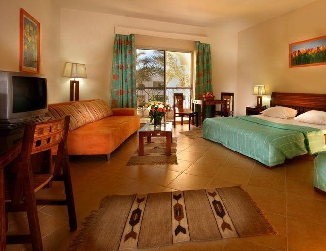 Туристическое агентство Санни Дэйс Пляжный авиатур в Египет, Шарм-Эль-Шейх, Xperience St. George Homestay 4* - фото 10