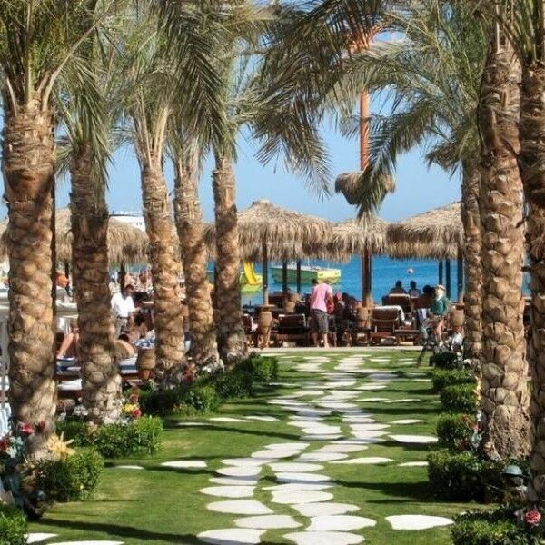 Туристическое агентство EcoTravel Пляжный авиатур в Египет, Хургада, Elysees Hurgada Resort 4* - фото 1