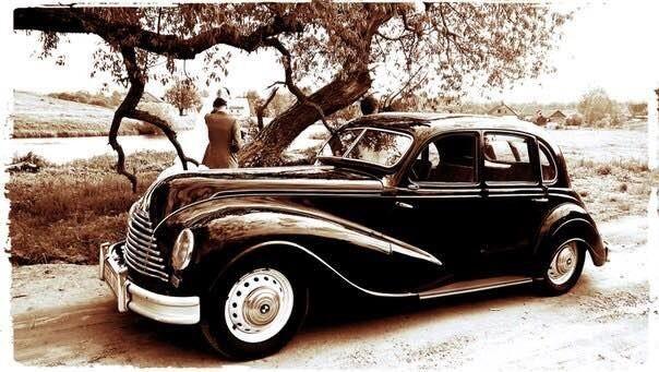 Прокат авто BMW 340, 1949 г. - фото 13