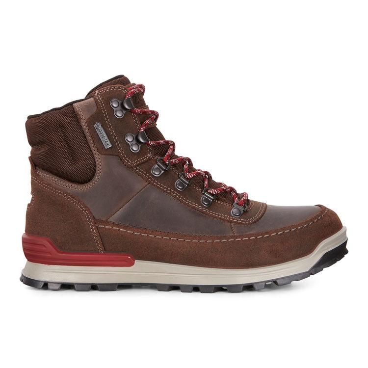 Обувь мужская ECCO Ботинки высокие OREGON 826004/51869 - фото 3