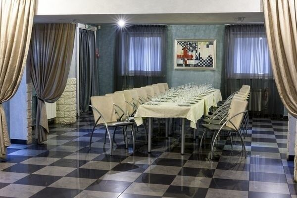 Банкетный зал Ребус Зал на 30 мест - фото 1