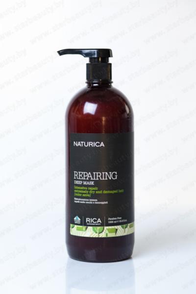 Уход за волосами Naturica Маска «Глубокое Восстановление», 1000 мл - фото 1