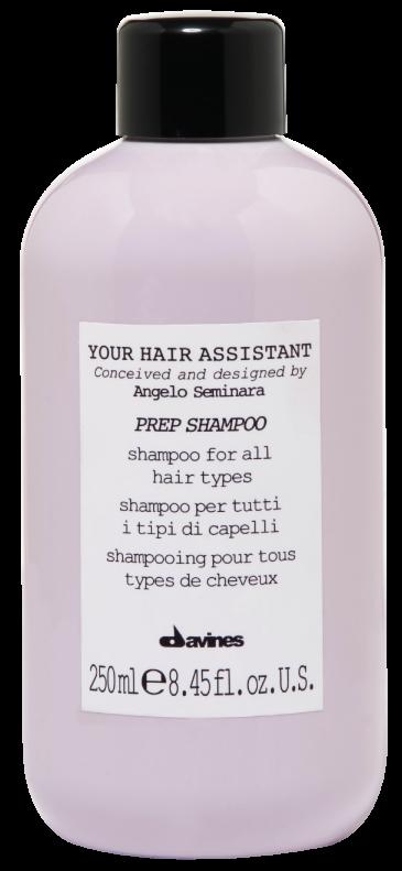 Уход за волосами Davines Универсальный шампунь для подготовки волос к укладке Your Hair Assistant Prep Shampoo - фото 1