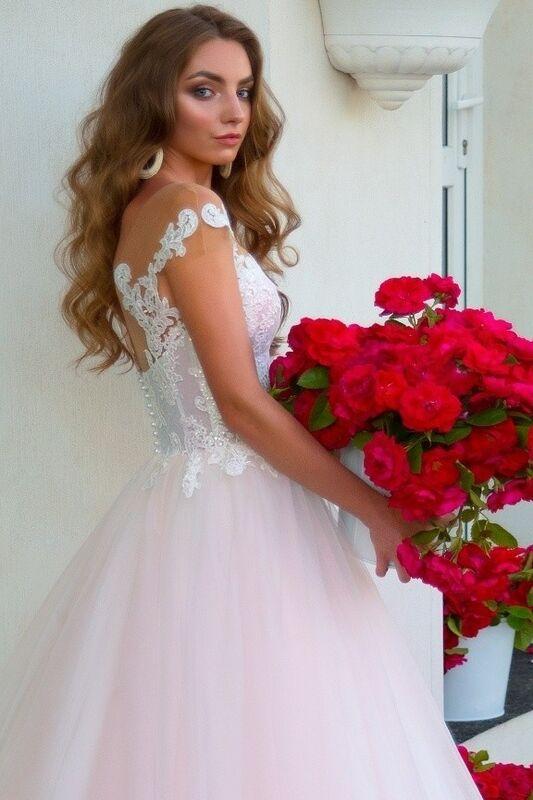 Свадебное платье напрокат Rafineza Свадебное платье Enrica напрокат - фото 6