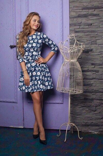 Платье женское Liza Muromskaya Платье женское 05 - фото 1