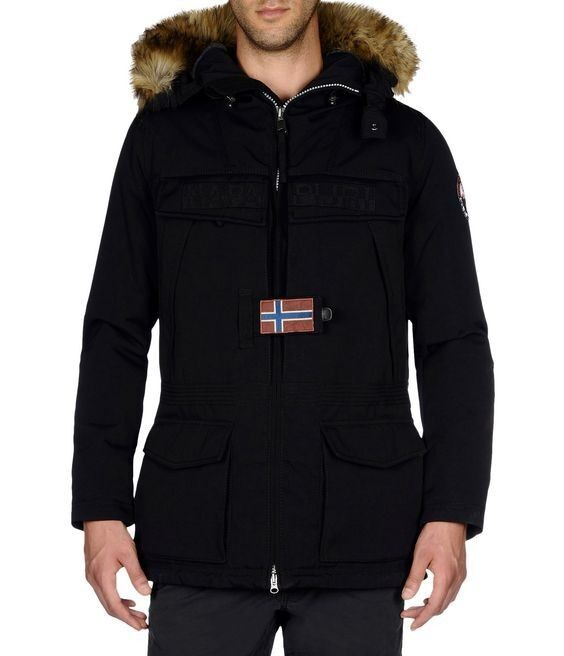 Верхняя одежда мужская Napapijri Куртка мужская Skidoo Open N0YCLY041 - фото 2