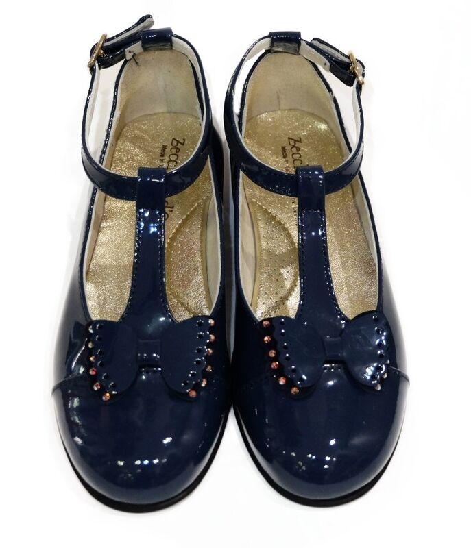 Обувь детская Zecchino d'Oro Туфли для девочки A15-1519 - фото 1