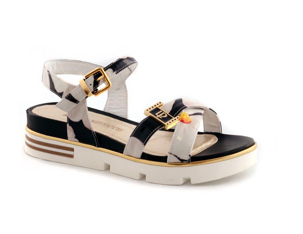 Обувь женская L.Pettinari Босоножки женские 5341 - фото 1