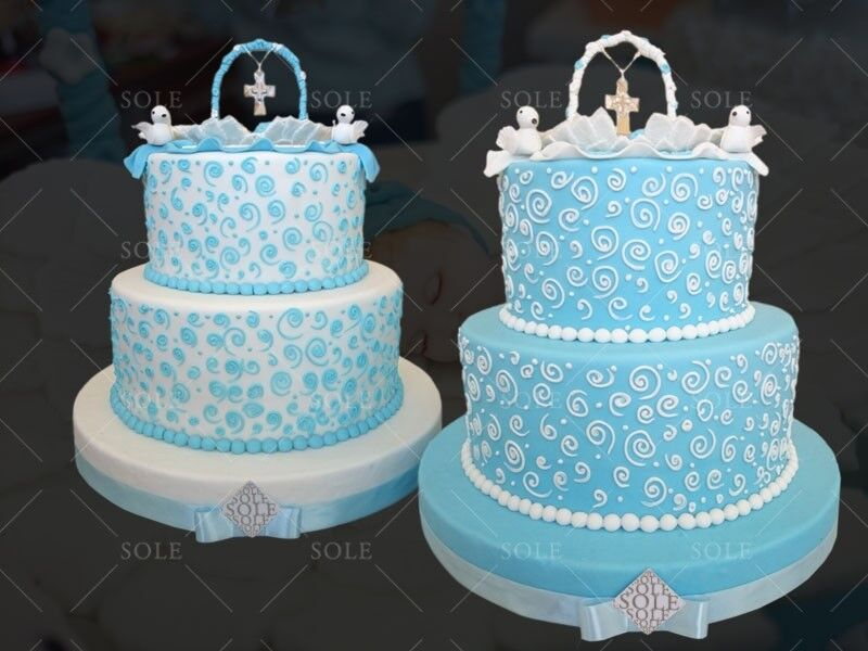 Торт Sole Праздничный торт №41 - фото 1