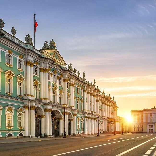 Туристическое агентство СоларТур Автобусный тур «Санкт – Петербург (Царское село)» - фото 1