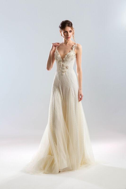 Свадебный салон Papilio Свадебное платье «Иванна» - фото 1