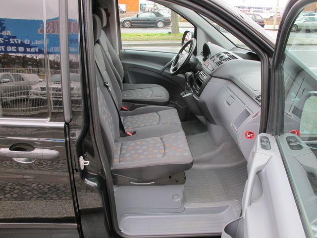 Прокат авто Mercedes-Benz Vito Long 2007 г. - фото 4