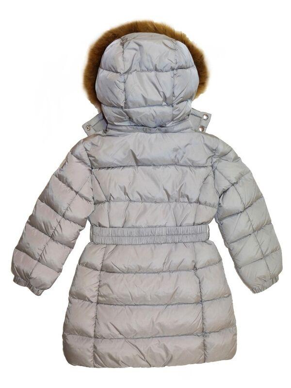 Верхняя одежда детская ADD Пальто для девочки IAG002-0 - фото 3