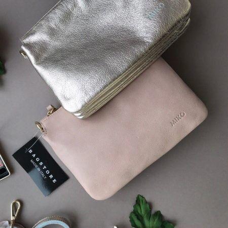 Магазин сумок Vezze Кожаная женская сумка С00169 - фото 1