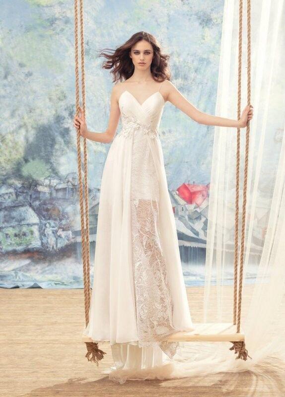 Свадебный салон Papilio Свадебное платье «Лорикет» 1735La - фото 1