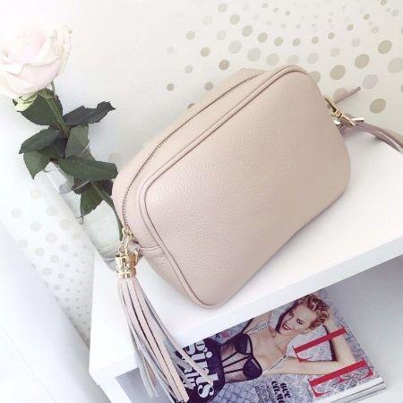 Магазин сумок Vezze Кожаная женская сумка С00165 - фото 1
