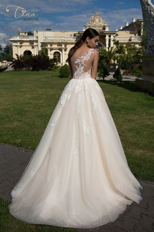 Свадебное платье напрокат Armonia Свадебное платье Constancia - фото 1