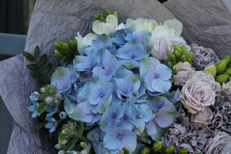 Магазин цветов Cvetok.by Букет «Морской бриз» - фото 2