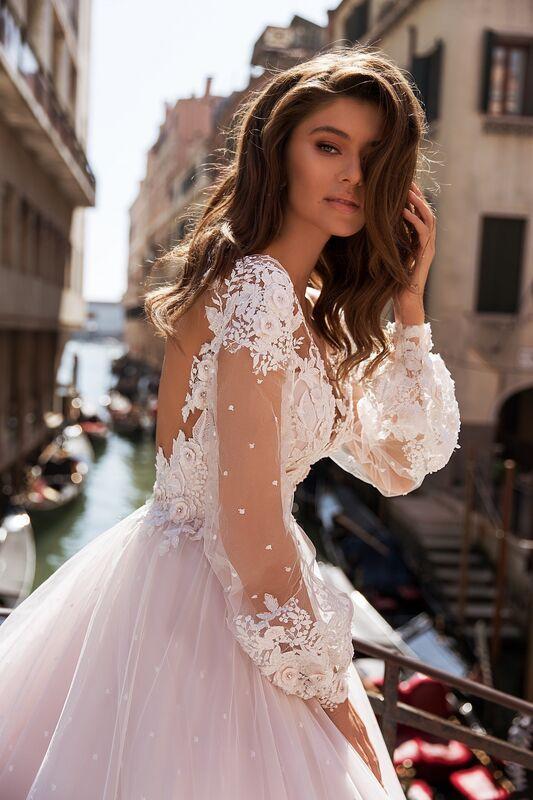 """Свадебный салон ALIZA свадебное платье  """"Pelegrinye"""" - фото 2"""