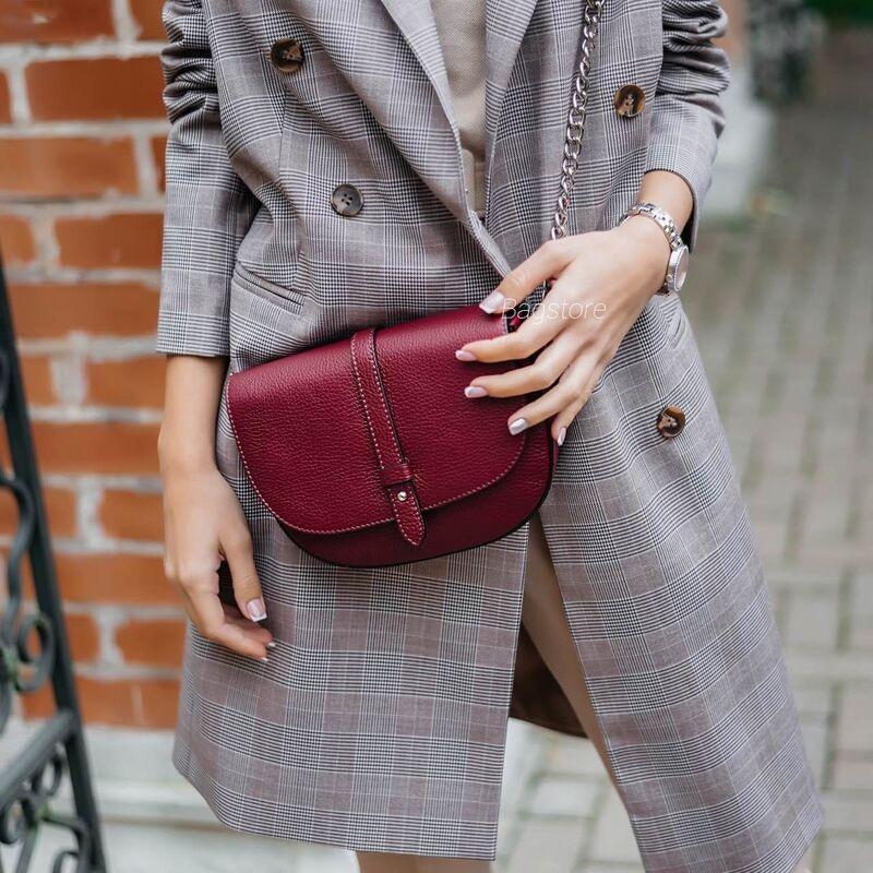 Магазин сумок Vezze Кожаная женская сумка C00549 - фото 1