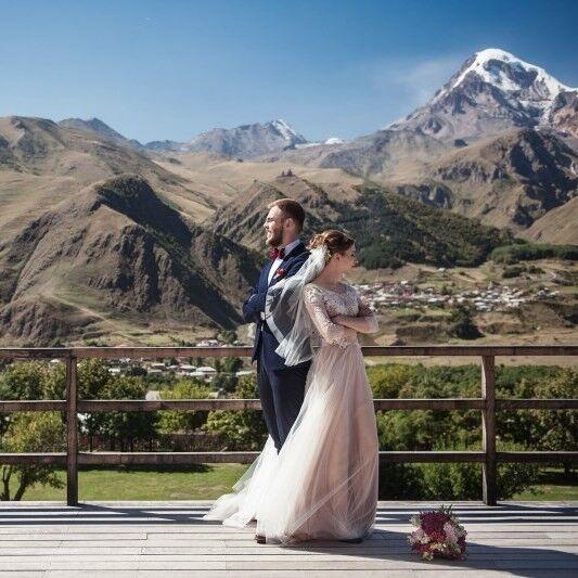 Туристическое агентство Новая Планета Свадебный тур в Грузию «Стандарт» - фото 1