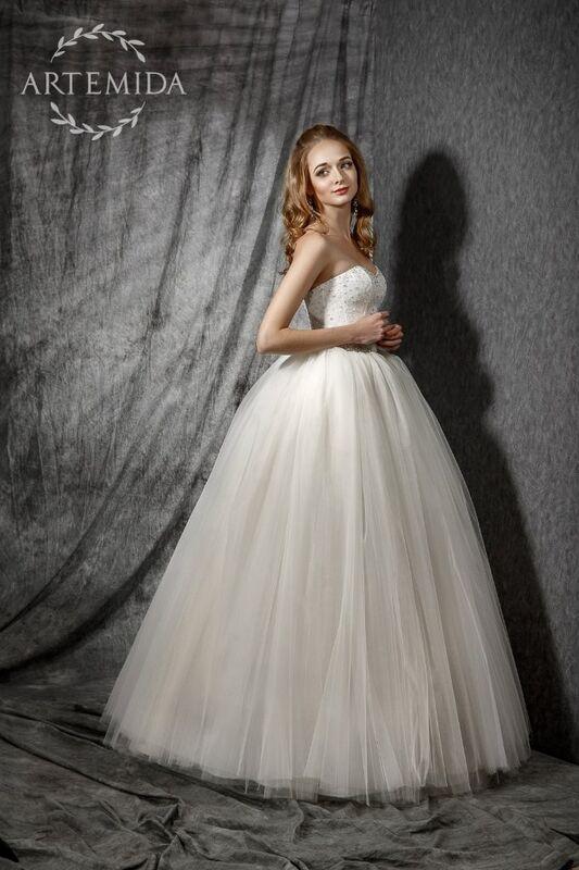 Свадебный салон Артемида Свадебное платье Mishel - фото 2