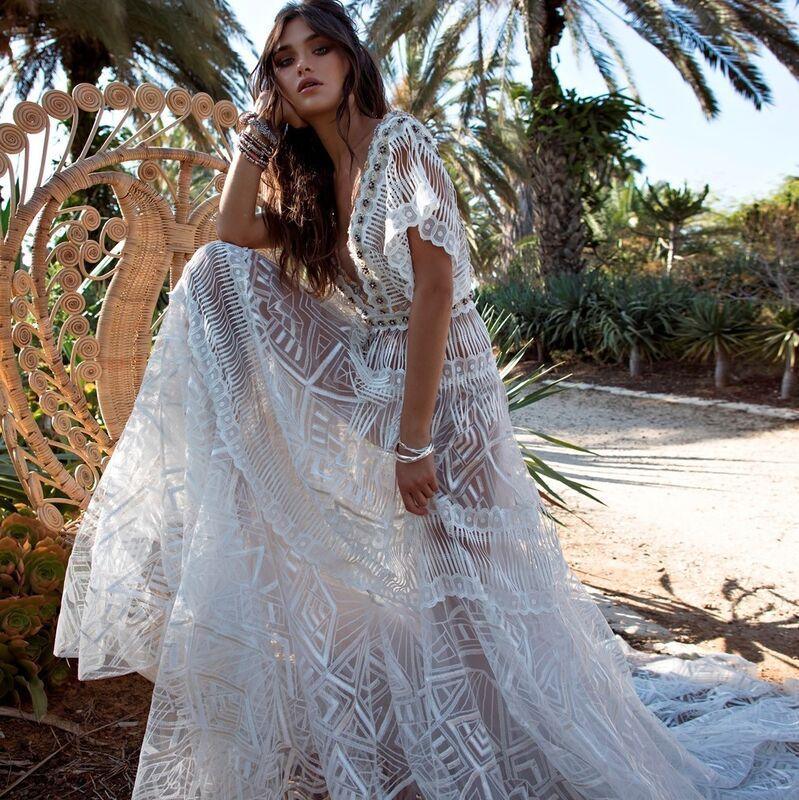Свадебный салон Rara Avis Платье свадебное Wild Soul Jasel - фото 1