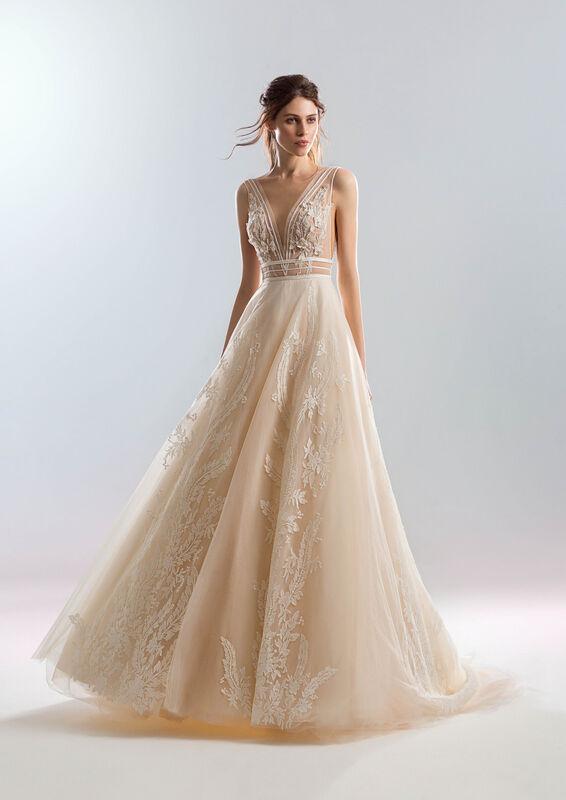 Свадебный салон Papilio Свадебное платье «Лаванда» - фото 1