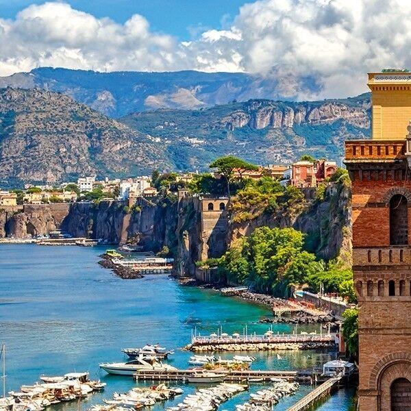 Туристическое агентство Респектор трэвел Комбинированный автобусный тур ITm2 « Итальянский вояж» + отдых на море в Сорренто - фото 1