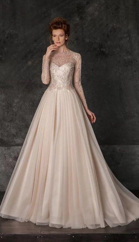Свадебное платье напрокат Edelweis Платье свадебное «Nevada» - фото 1