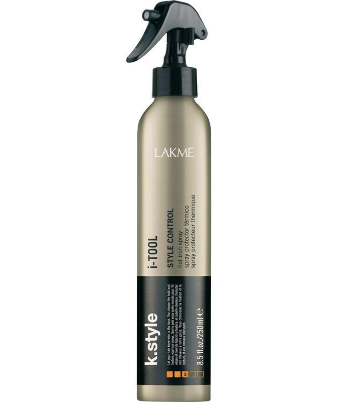 Уход за волосами Lakme Спрей защитный для горячей укладки K.Style I-Tool style control hot iron Spray - фото 1