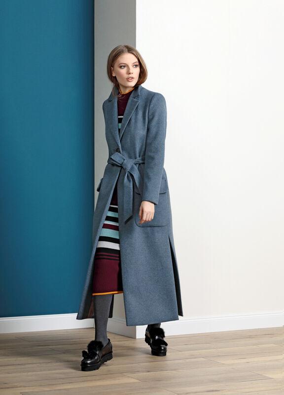 Верхняя одежда женская Burvin Пальто женское 5727 - фото 1