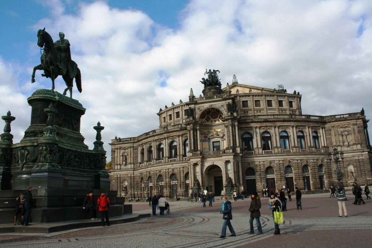 Туристическое агентство Голубой парус Автобусный экскурсионный тур «Дрезден – Прага (1 ночлег)» - фото 8