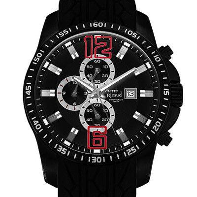 Часы Pierre Ricaud Наручные часы P97012.B214CHR - фото 1