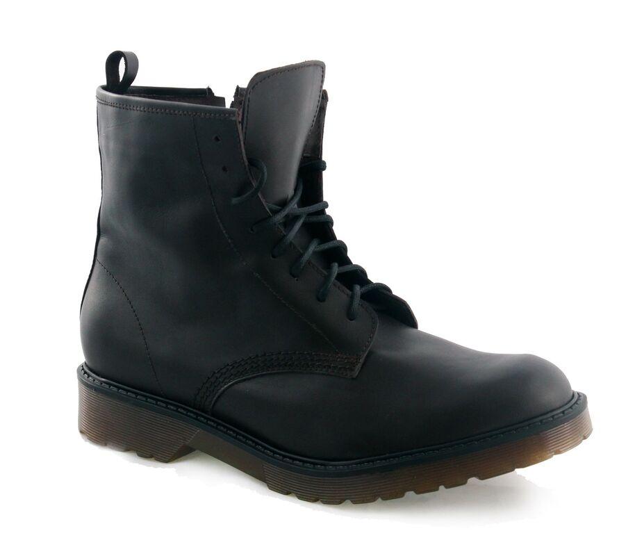 Обувь мужская William Massimi Ботинки мужские ale nero - фото 1
