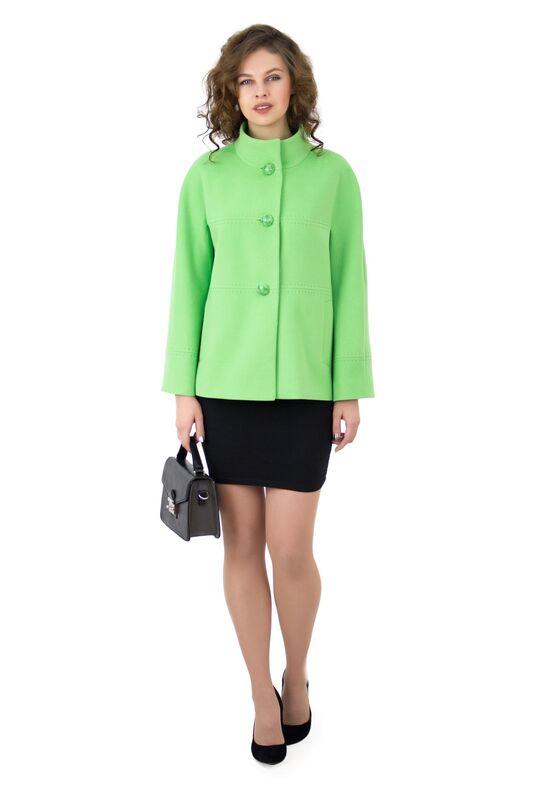 Верхняя одежда женская Elema Полупальто женское демисезонное Т-5480 - фото 1