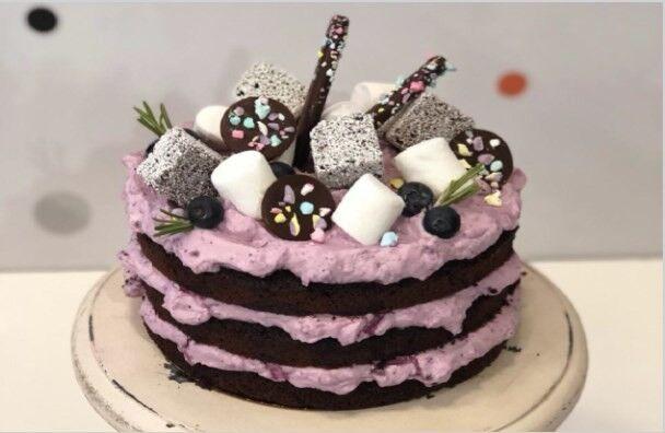 Торт АндерСон Торт «Чернично - шоколадный» - фото 1